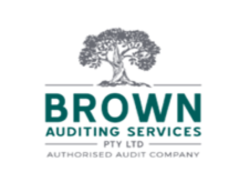 Brown Auditing Services, Gold Sponsor of the MBC Federal Budget Dinner