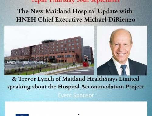 New Maitland Hospital Update Link