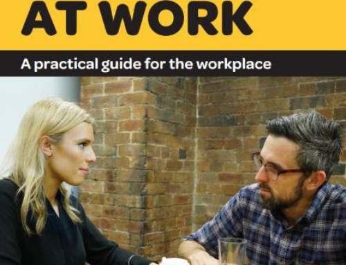RU OK? A Work Place Guide